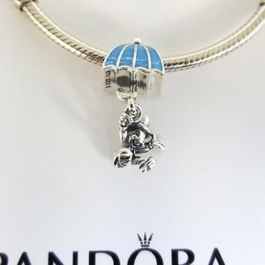New Pandora Sterling Silver Disney Park Exclusive